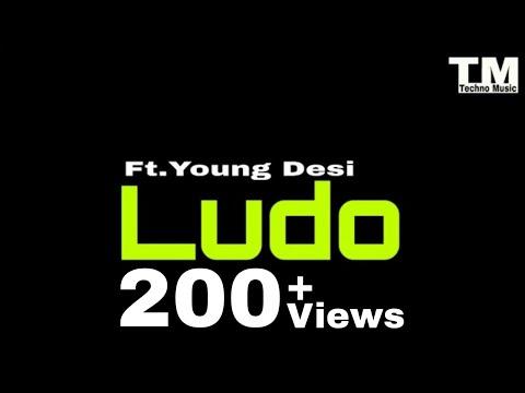 TM : Ludo Lyrics Video | Tony Kakkar | Young Desi | #technomusic7