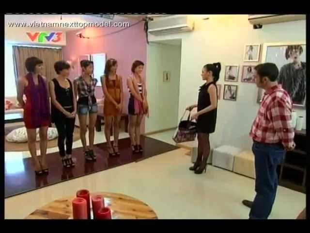 Vietnam's Next Top Model 2011 - Tập 12 (Full Movie)