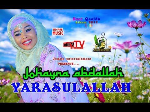 QASWIDA -Johayna Abdallah ~ YARASULALLAH