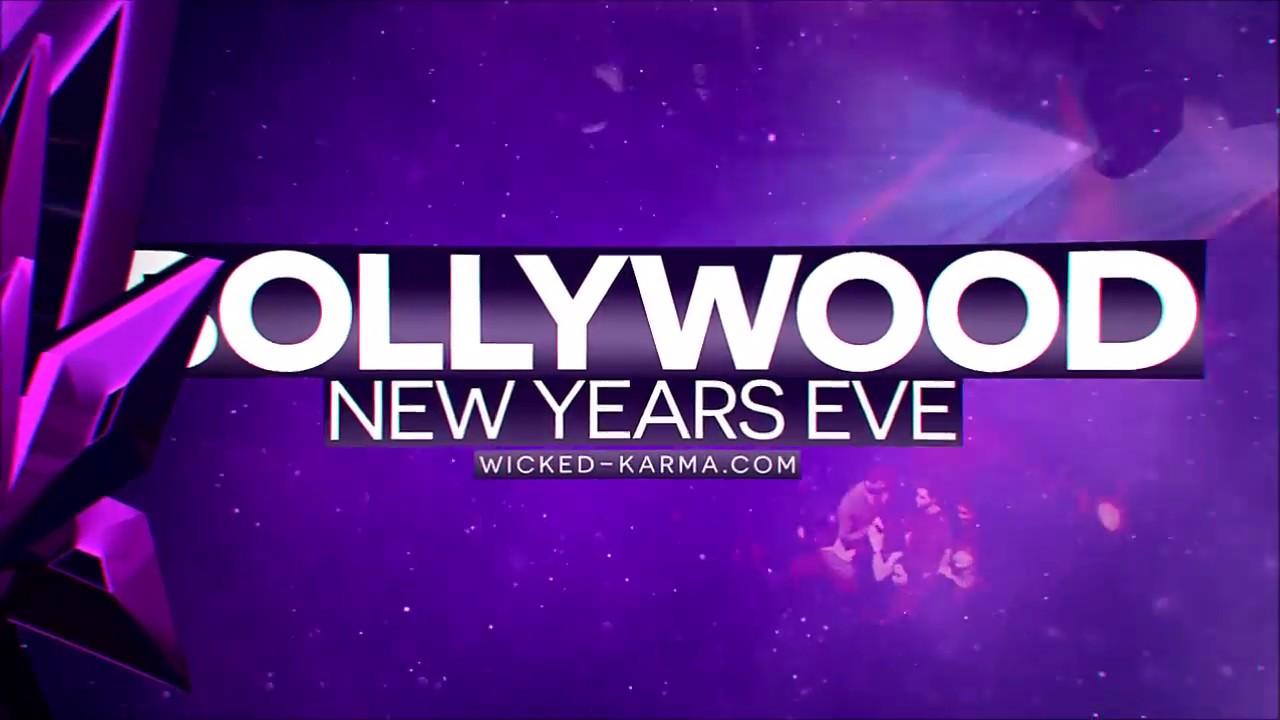 Bollywood NYE Party Promo Seattle