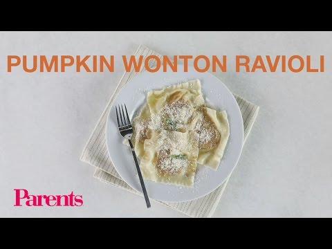 Pumpkin Ravioli | Parents