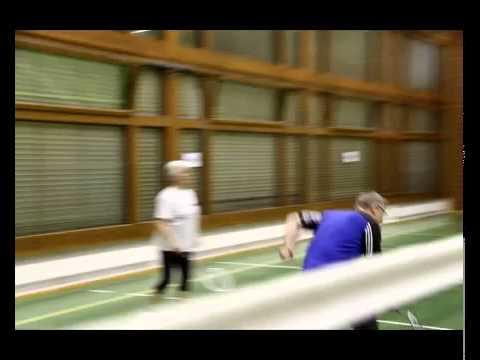 Badminton Turnier - SATUS Safenwil
