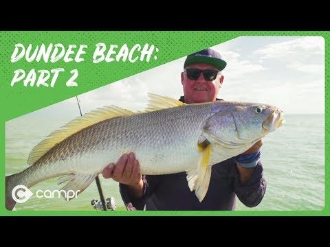 Best Fishing Charter - Dundee Beach, Darwin Part 2 Of 2 - Campr Northern Territory