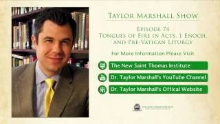 74: Tongues of Fire in Acts, 1 Enoch, and Pre-Vatican Liturgy [Mini Podcast]