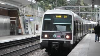 [Paris] MI79+MI84 RER B - Cité Universitaire