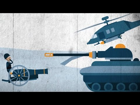 Recuitment Explainer Video - The War For Talent