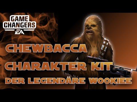 Star Wars Galaxy of Heroes - Chewbacca der Legendäre Wookiee Charakter Kit - SWGOH Deutsch / German