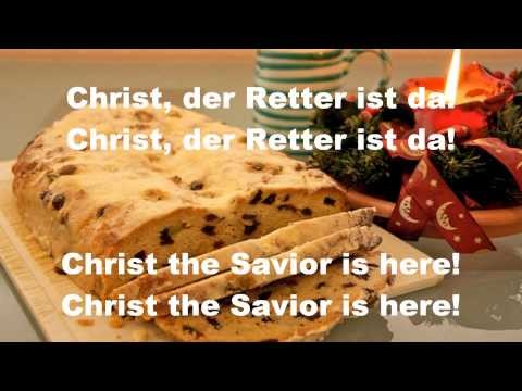 Stille Nacht (German and English subs)