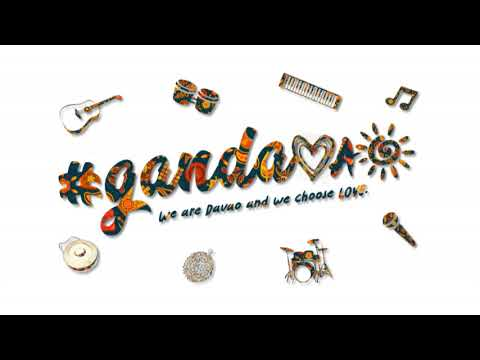 #GanDavao: We are Davao and We choose LOVE - Audio Video