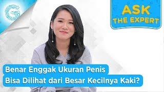 Ukuran <b>Penis</b> Bisa Dilihat <b>Dari</b> Ukuran Kaki? - Clinical Psychologist ...