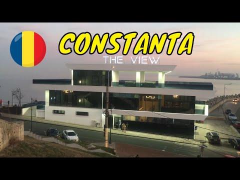 Constanta Romania 2018 City Break Guide Tour Travel Vacation Video