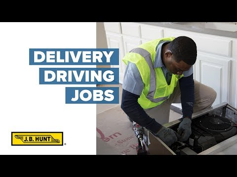 What To Expect: Delivery Installation Specialists Driving Jobs