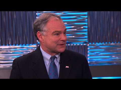 Sen. Tim Kaine on Authorizing Military Force to Fight ISIS   The Daily Signal