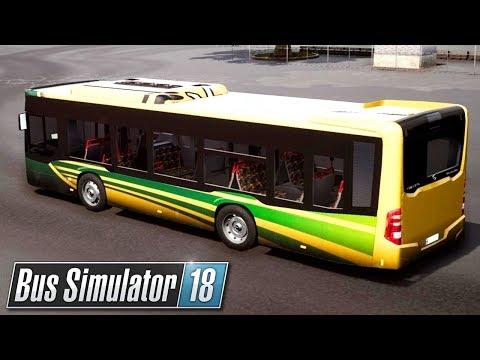 Nowy Lakier Dla Autobusu | Bus Simulator 18 (#2)