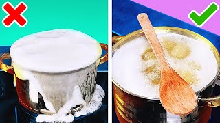 33 HELPFUL KITCHEN HACKS