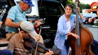 Parking Lot Harmony ~ THE OCOEE PARKING LOT BLUEGRASS JAM