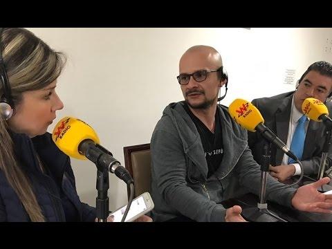 Andrés Sepúlveda habla con Vicky Dávila en La W