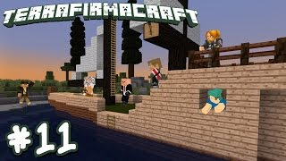 Terrafirmacraft Co-Op - S2E11 (I Can't See the Difference)