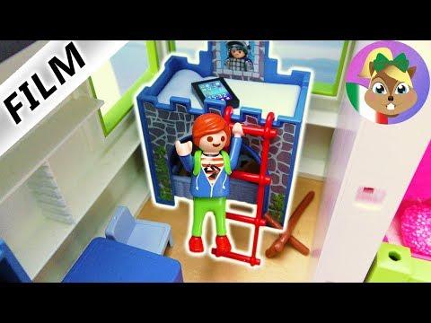 Playmobil Film | LA NUOVA CAMERA DI JULIAN! - Una giornata piena di sorprese!