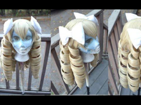 (Part 1) Wig Drill Tutorial