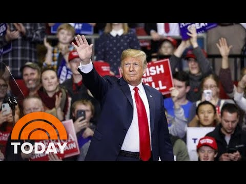 Midterm Elections: President Donald Trump Makes Final Push Alongside Conservative Stars | TODAY