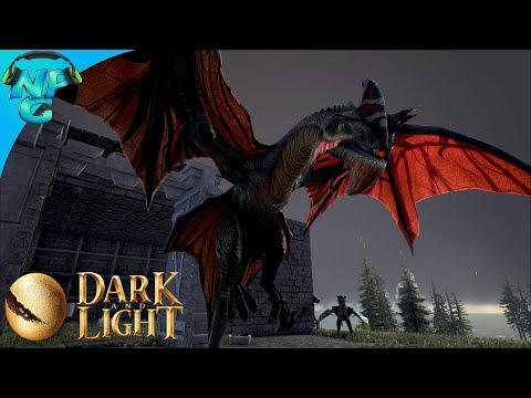 S1E8 Nidhogs, Taming Pens, and Discovering Some Cheeky DnL Tricks! DARK and LIGHT Gameplay