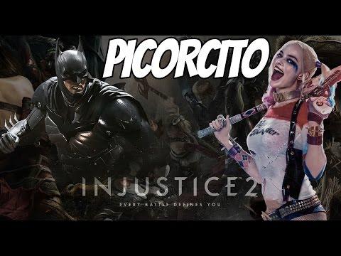 EL PICORCITO DE LA VENGANZA   Injustice 2 (contra Lou)