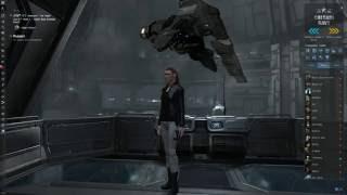 Eve Online, путь Калдари