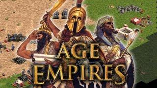 JUGANDO Age of Empires - RESCATANDO UN GRAN CLÁSICO (Mayorcete)