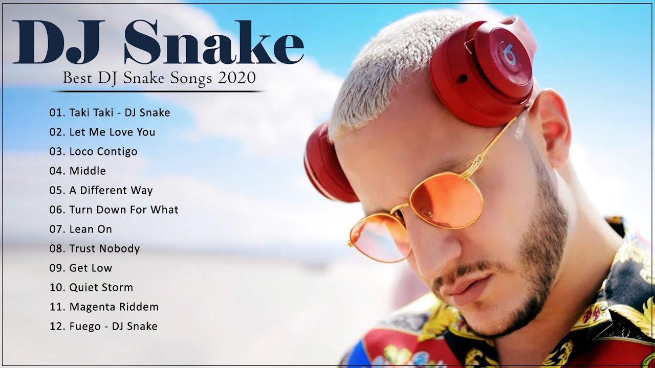Best Songs of DJ Snake 2021 - DJ Snake Greatest Hits Full Album 2021