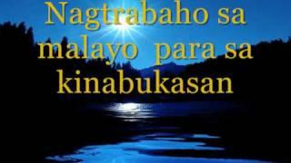 GOD BLESS FILIPINO MINUS ONE