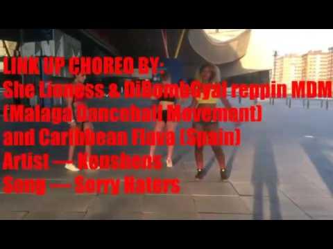 MDM LINK UP CARIBBEAN FLAVA - Konshens / Sorry Haters