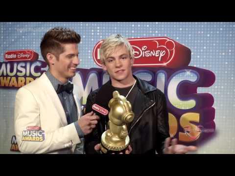 Radio Disney Music Awards Winners Circle - Ross Lynch [HD]