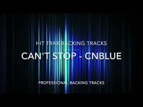 Can't Stop CNBLUE (MIDI Instrumental karaoke backing track)