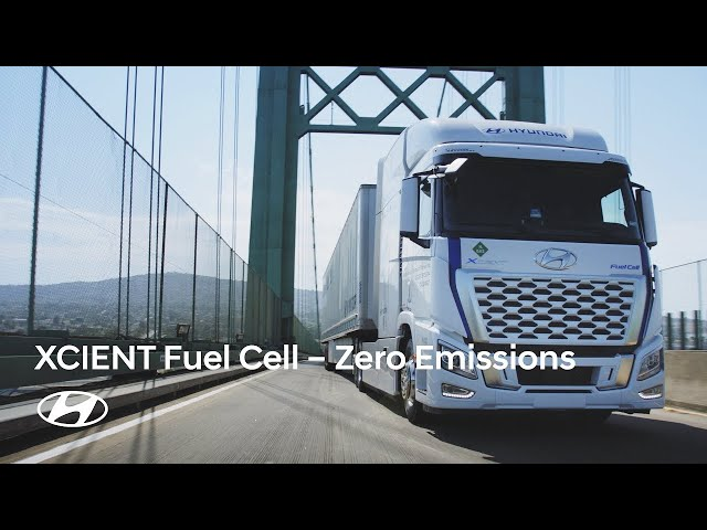 Road to Zero Emissions(highlight) | Hyundai XCIENT Fuel Cell