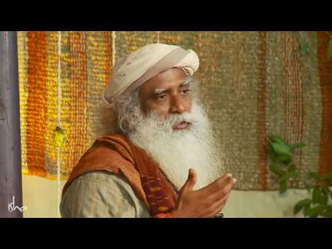 Sadhguru-  The Process Of Karma, Thought, Feeling, Action