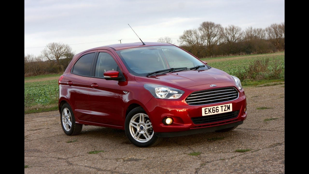 Ford Ka Plus  Car Review New Car Reviews
