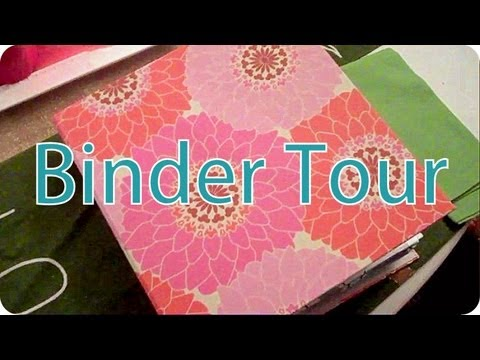2nd Edition - Goof Proof Household Binder  - New Binder for the New Year