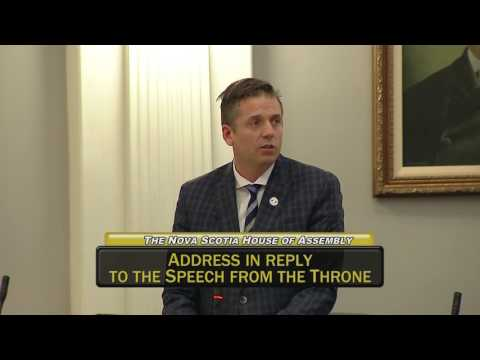 Address in Reply to the Speech from the Throne