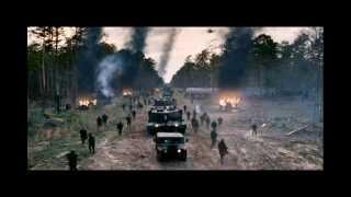 The Mist army scene