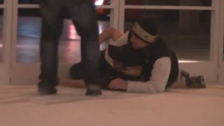 Ice Skating With No Skates Prank (Gone Wrong) Thumbnail
