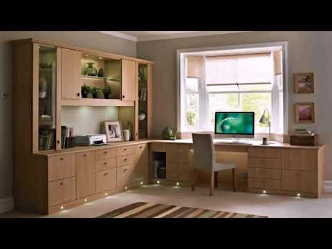 Small Home Office Design Layout Ideas