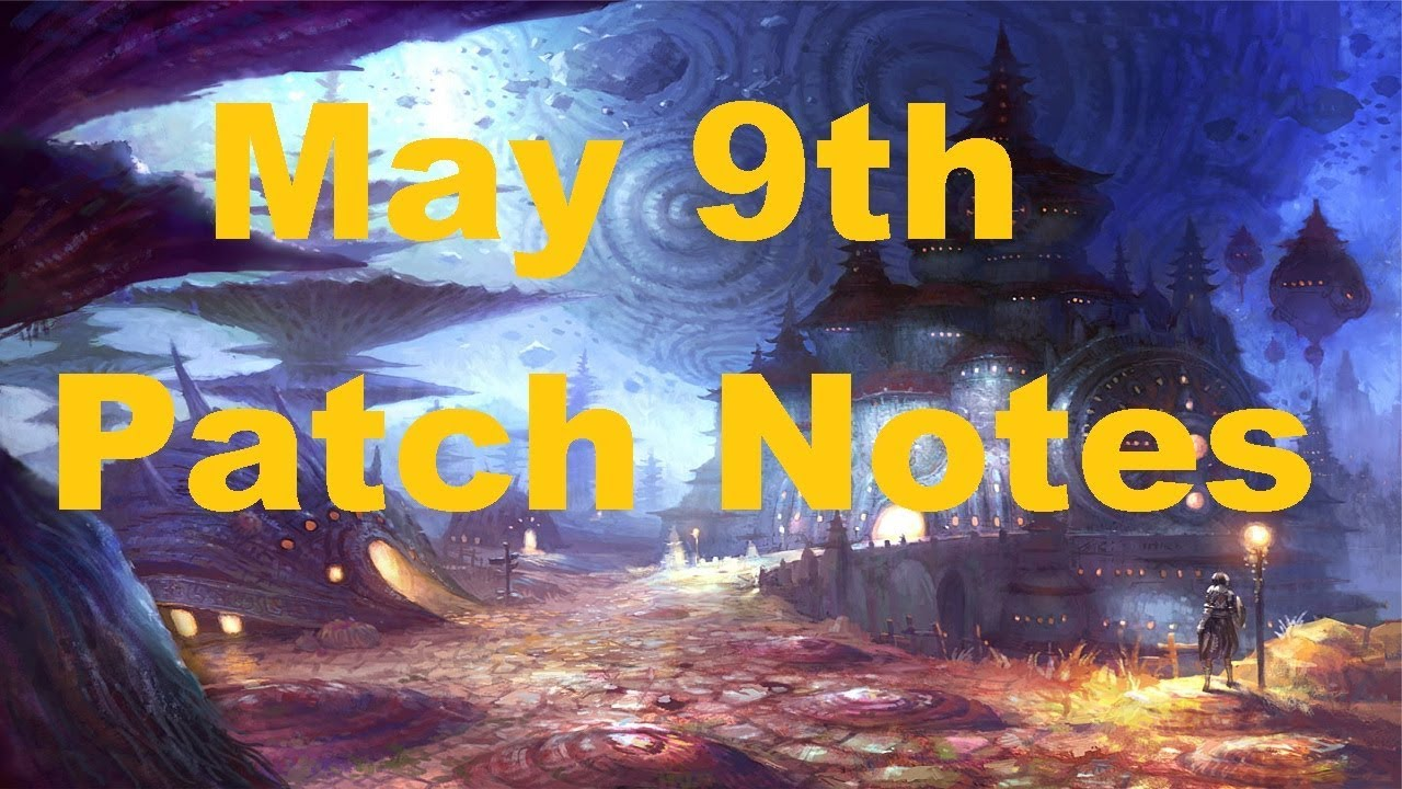Blade & Soul - May 9th Patch Notes