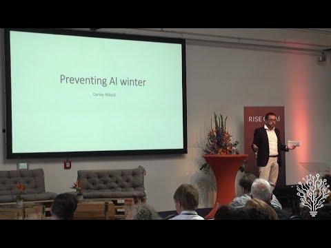 Prof. Dr. Danko Nikolic - We may head to an AI winter | Rise of AI 2017
