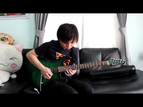 Download Youtube: Morning Star - Vinnie Moore Cover By Nut