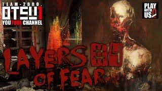 #4【ホラー】おついち弟者のLayers of Fear【レイアーズオブフィア…