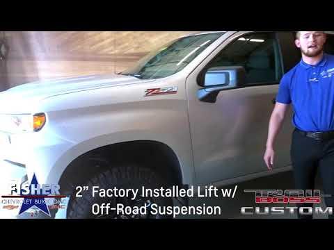 2019 Chevy Silverado Trail Boss At Fisher Chevrolet Buick GMC In Yuma, AZ!