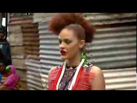 Africa's Next Top Model Cycle 1 Episode 6