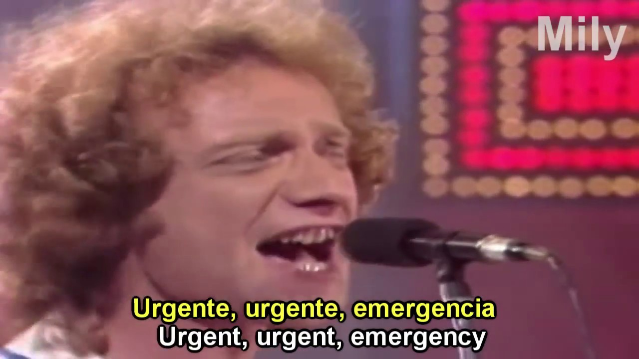Foreigner - Urgent Subtitulado Español Ingles