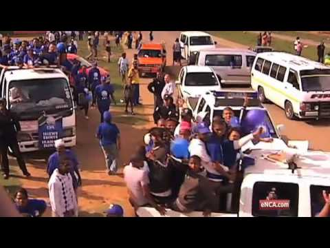 The DA regards itself as the only growing party in the country